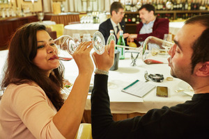 "Weingipfel 2017: Gourmet Dinner and Wine Pairing ""Diversity from the Wagram"", Restaurant ""Zur Traube"", Feuersbrunn"