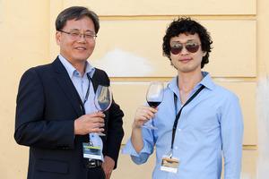 Weingipfel 2011 Discover Wine Wonderland Austria - Verkostung DAC auf Schloss Esterhazy