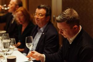 Panel: Aldo Sohm, Alice Feiring, Willi Klinger, Jesse Becker