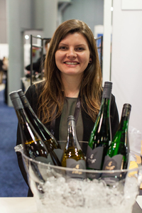 VinExpo New York; Viktoria Preiß, Winery Preiß