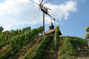 Südsteiermark, Steiermark, Klapotetz