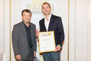 Weingut Strehn, Geschäftsführer ÖWM Willi Klinger