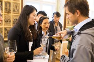 Vinexpo Explorer 2017 - Tour experience of Austria's vineyards, Domäne Wachau