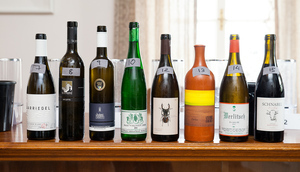 """Weingipfel 2017: Lunch with Open Wine Tasting """"Organic, Natural and Orange Wines from Steiermark"""", Restaurant T.O.M. R, St. Andrä im Sausal"""