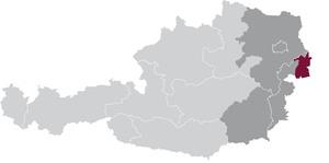 spezifisches Weinbaugebiet Neusiedlersee