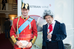 "Weingipfel 2015 - Austrian Wine Party ""200th Anniversary of the Congress of Vienna in 1815"", Palais Schönburg, Rainergasse 11, 1040 Vienna"
