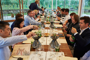 Vinexpo Explorer 2017 - Tour experience of Austria's vineyards, Malat