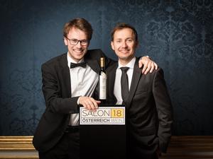 SALON 2018 Sieger: Weingut Nittnaus Hans u. Christine