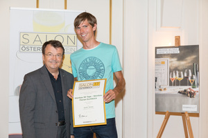 Weinbau Florian Eschlböck, Geschäftsführer ÖWM Willi Klinger