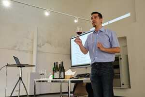 Weingipfel 2015 - Introduction to Burgenland and commented tasting of its specific appellations, Presented by: Christian Zechmeister, GM Wein Burgenland, Genussakademie, Donnerskirchen, Leithaberg