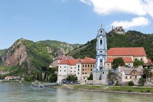 Weingipfel 2011 Discover Wine Wonderland Austria - Boat ride along the Danube, Spitz to Dürnstein