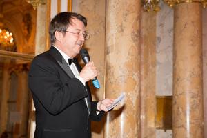 SALON Gala Dinner 2013 - Geschäftsführer ÖWM Willi Klinger