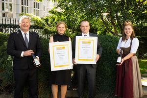 SALON Sieger 2020 Weingut Frischauf