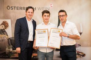 Weingut Steurer, Präsident des österreichischen Weinbauverbandes NR Hannes Schmuckenschlager