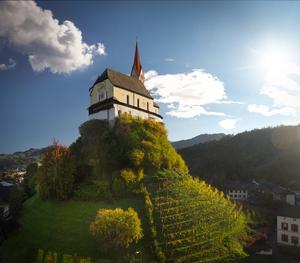 Liebfrauenberg, Rankweil, Vorarlberg, Bergland
