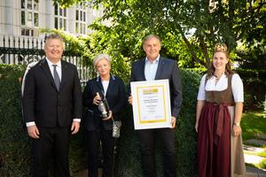 SALON Sieger 2020 Weingut Wunderer Leo und Dagmar
