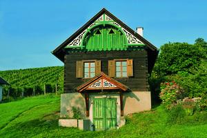 Eisenberg, Burgenland, Winzerhaus
