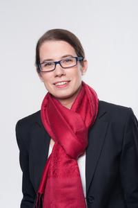 Marion Huber, Co-Leitung Organisation, Finanzen, Controlling, HR, ÖWM