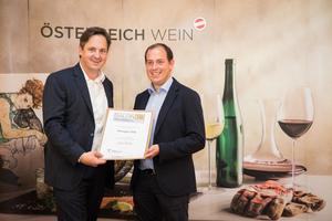 Weingut Gilg, Präsident des österreichischen Weinbauverbandes NR Hannes Schmuckenschlager