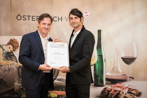 Weingut Hammer Wein Rust, Präsident des österreichischen Weinbauverbandes NR Hannes Schmuckenschlager
