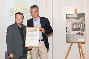 Weingut Johannes Holzer, Geschäftsführer ÖWM Willi Klinger