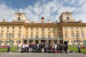 Weingipfel 2015 - Visit to the Palace Esterhazy, Schloss Esterhazy, Eisenstadt, Burgenland