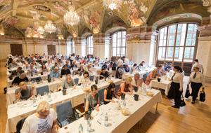 VieVinum 2018 – Flightverkostung Grosse Sauvignon Blanc und Burgunder, Palais Niederösterreich, Wien, 8. 6. 2018