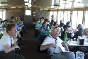Weingipfel 2011 Niederösterreich - Danube Boat Ride featuring Great Wachau Vineyards, von Spitz nach Dürnstein