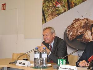 Josef Glatt, Direktor Österreichsicher Weinbauverband