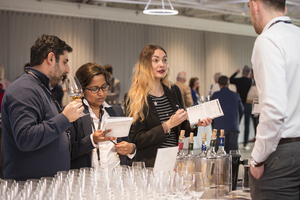 Experts are tasting Austrian wines