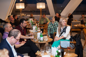 Weingipfel 2015 - Get-together at Tagescafe Freiblickfeaturing organic, natural and orange wines from Styria