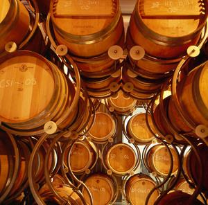 Weinkeller - Fasslagerung (Weingut Igler)
