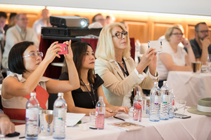VieVinum 2018 - Seminar, Austrian Wine Update, 9. 6. 2018, Schatzkammersaal, Hofburg, Wien