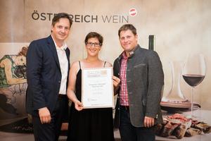 Propstei Weingut Wachau KG, Präsident des österreichischen Weinbauverbandes NR Hannes Schmuckenschlager