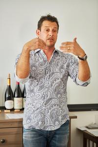 "Weingipfel 2017: Seated Tasting and Workshop ""How to match varieties and single vineyards""; Presented by: Gerhard Markowitsch (Wine Grower) and Philipp Grassl (Wine grower), Vinothek Vinarium, Göttlesbrunn"