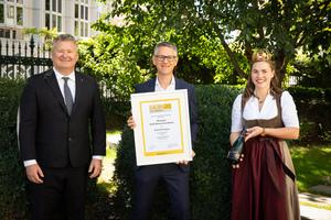 SALON Sieger 2020 Weingut Stift Klosterneuburg
