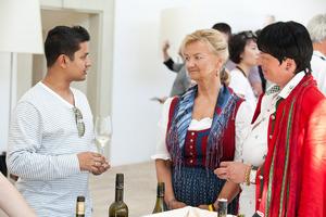 """Weingipfel 2011 Discover Wine Wonderland Austria - """"Weinviertel DAC"""" and the Diversity of Wines from the Weinviertel, Schloss Hof"""