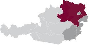 generisches Weinbaugebiet Niederösterreich