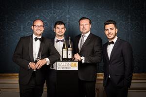 SALON 2018 Sieger: Weingut Mayer am Pfarrplatz