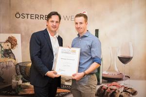 Weingut Kichknopf, Präsident des österreichischen Weinbauverbandes NR Hannes Schmuckenschlager