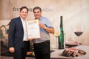Weingut Schwertführer 47, Präsident des österreichischen Weinbauverbandes NR Hannes Schmuckenschlager