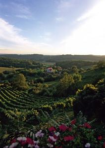 Impressionen Straden, Vulkanland Steiermark