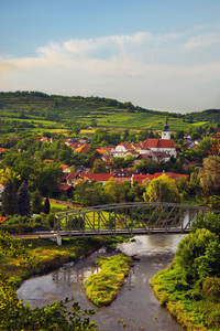 Niederösterreich, Kamptal, Stiefern