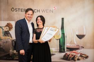 Weingut Schlumberger Wein & Sektkellerei, Präsident des österreichischen Weinbauverbandes NR Hannes Schmuckenschlager