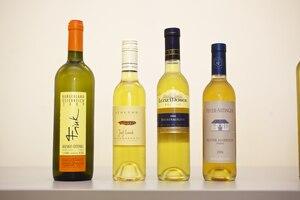 Weingipfel 2011 Burgenland & Carnuntum - Burgenland's Liquid Gold Tasting