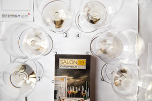 SALON 2019, Flightverkostung Palais Niederösterreich