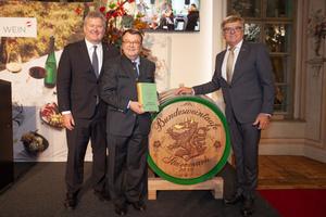 Chris Yorke; Willi Klinger; Gerhard Wohlmuth