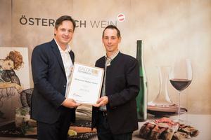 Weingut Markus Müller, Präsident des österreichischen Weinbauverbandes NR Hannes Schmuckenschlager