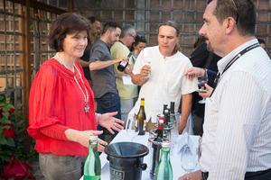 Weingipfel 2015 - Dinner at a traditional Austrian wine tavern (Buschenschank), Buschenschank Seiler, Rust, Burgenland