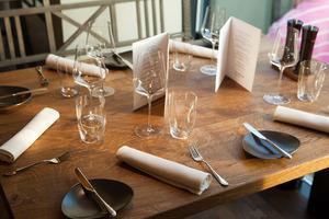"""Weingipfel 2015 - Gourmet Dinner at Wirtshaus """"Die Weinbank"""", Presented by: Christian Zach, Die Weinbank, Ehrenhausen, Südsteiermark"""